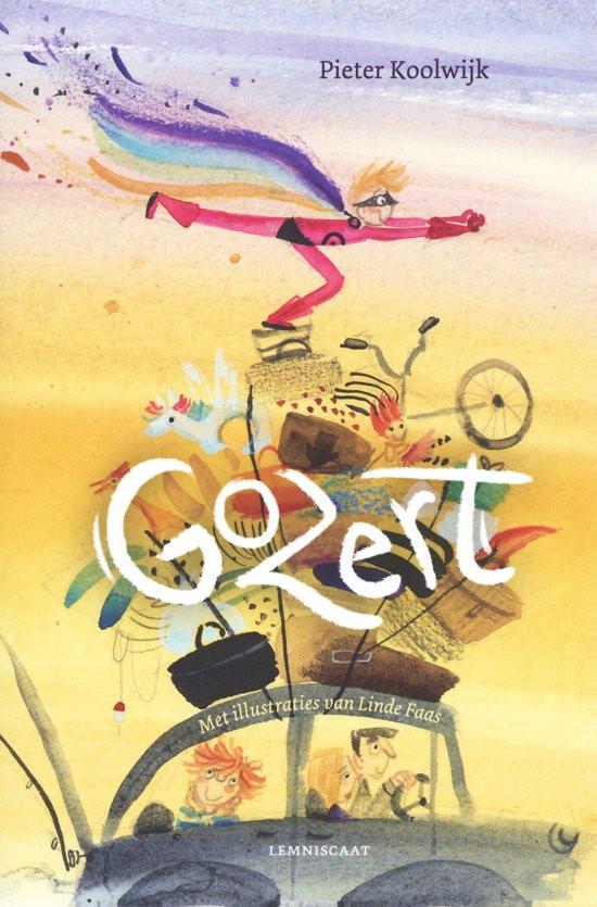Het boek Gozert van Pieter Koolwijk