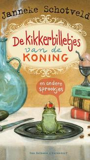 Boekbespreking De Kikkerbilletjes van de Koning | Lachen om moderne sprookjes