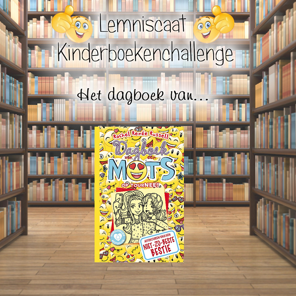 Lemniscaat Kinderboekenchallenge dag 13