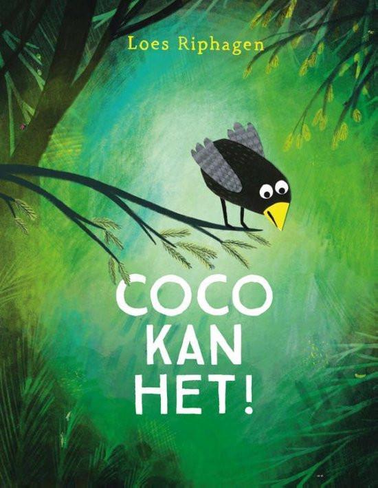 Coco kan het, prentenboek van het jaar 2021