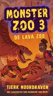 Monster Zoo 3 - De Lava Zoo | Het wordt Jindra heet onder de voeten!