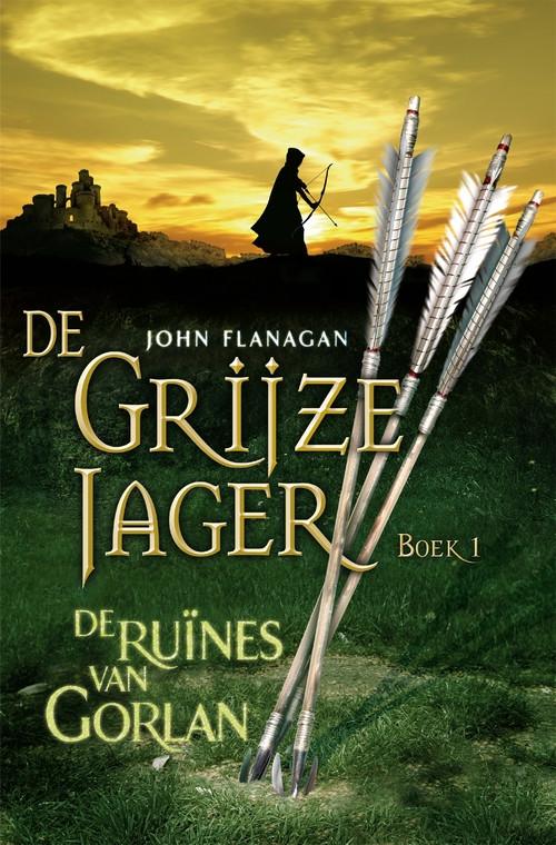 Boek De Grijze Jager deel 1, De Ruïnes van Gorlan