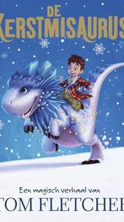 Boekbespreking De Kerstmisaurus | Zolang je er maar in gelooft!