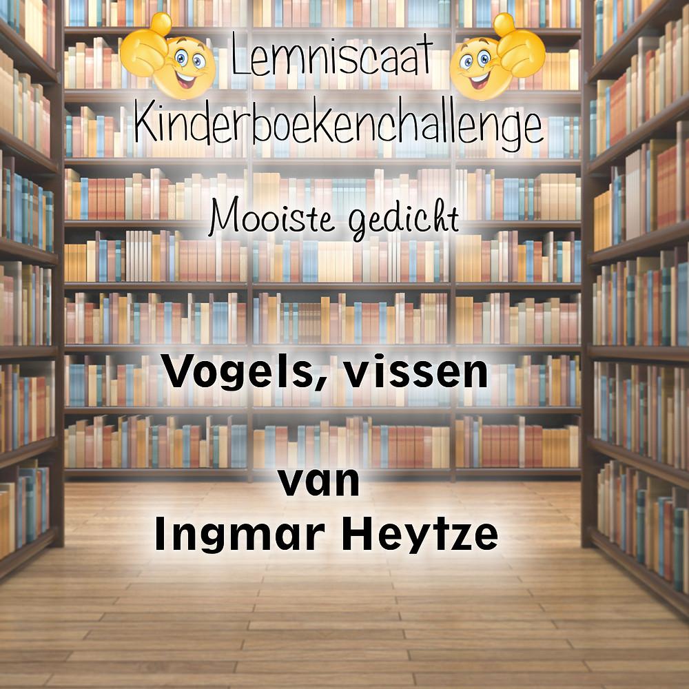 Lemniscaat Kinderboekenchallenge dag 11