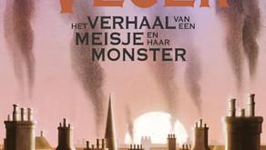 De Veger - Het verhaal van een meisje en haar monster | Een boek over vriendschap en armoede