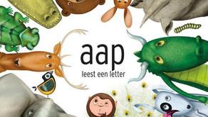 Aap leest een letter | Eens iets anders dan een methode