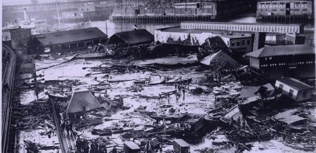 Boston Molasse Flood