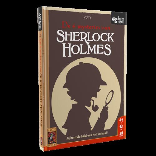 De 4 mysteries van Sherlock Holmes