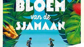 De verloren bloem van de Sjamaan | Je komt ogen tekort bij dit fantastische avontuur