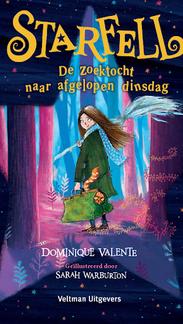 Boekbespreking Starfell - De zoektocht naar afgelopen dinsdag   Willow schittert in dit avontuur