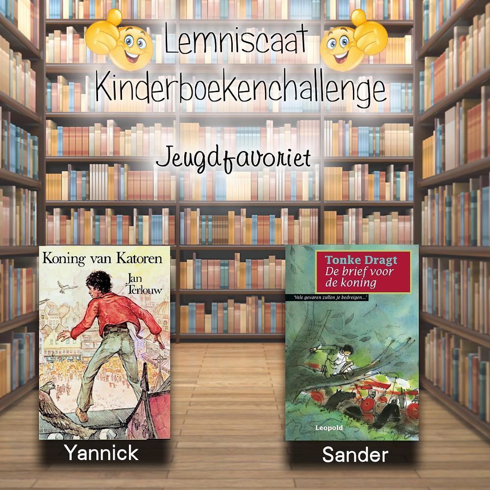 Lemniscaat Kinderboekenchallenge dag 14