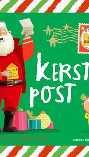 Boekbespreking Kerstpost | Het meest interactieve kerstprentenboek!