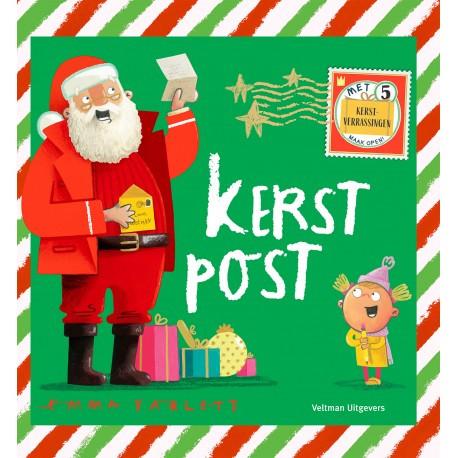 Voorkant boek kerstpost