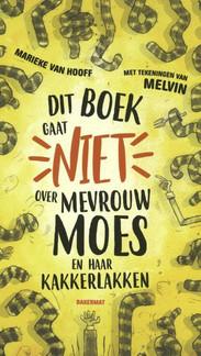 De boeken van Mevrouw Moes   Gaan ze nu wel of niet over haar?
