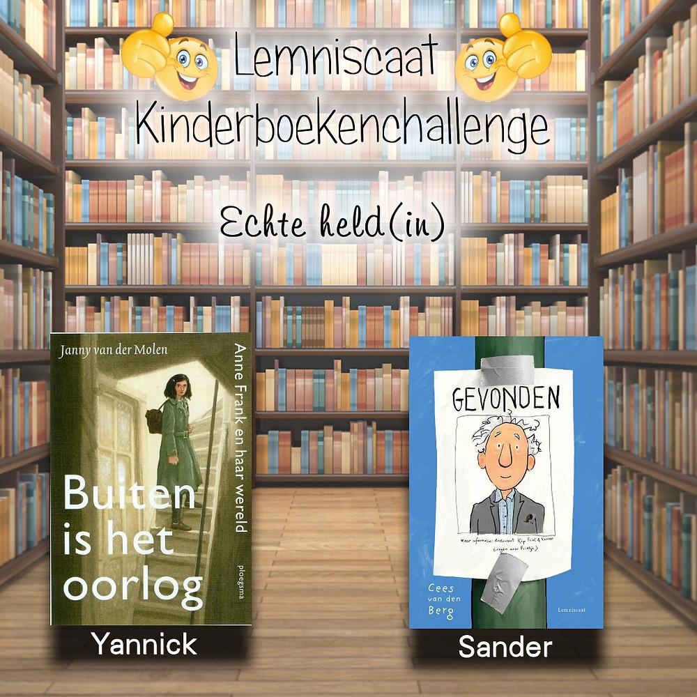Lemniscaat Kinderboekenchallenge dag 8