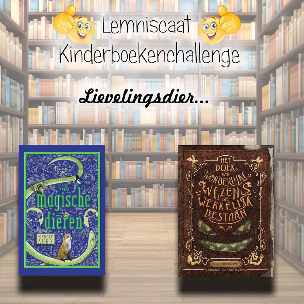 Lemniscaat Kinderboekenchallenge dag 2