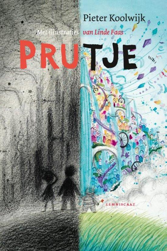 Het boek Prutje van Pieter Koolwijk