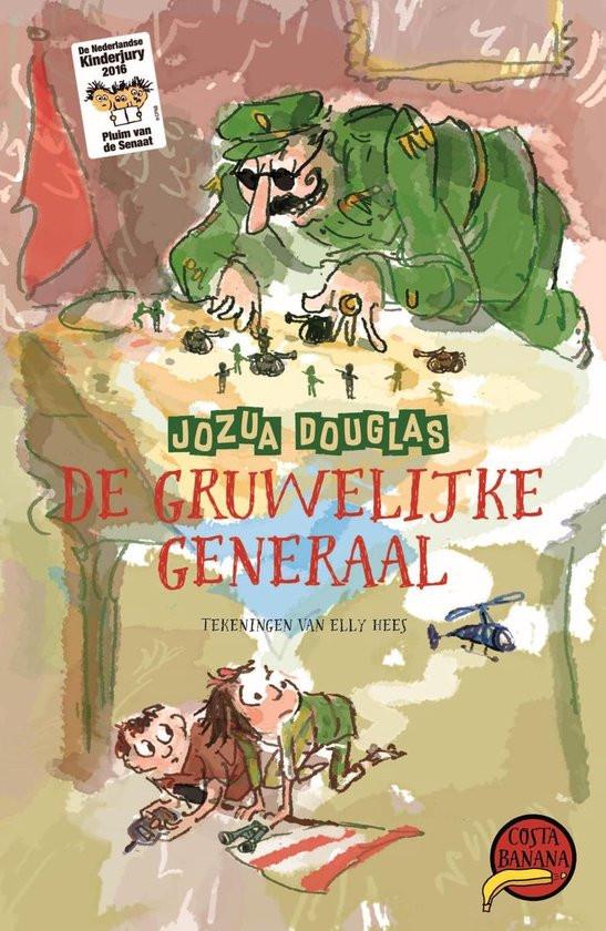 Boek De Gruwelijke Generaal, deel een van de Costa Banana serie