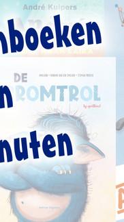 5 prentenboeken in 5 minuten #2   Alfabet, De Bromtrol en nog meer!