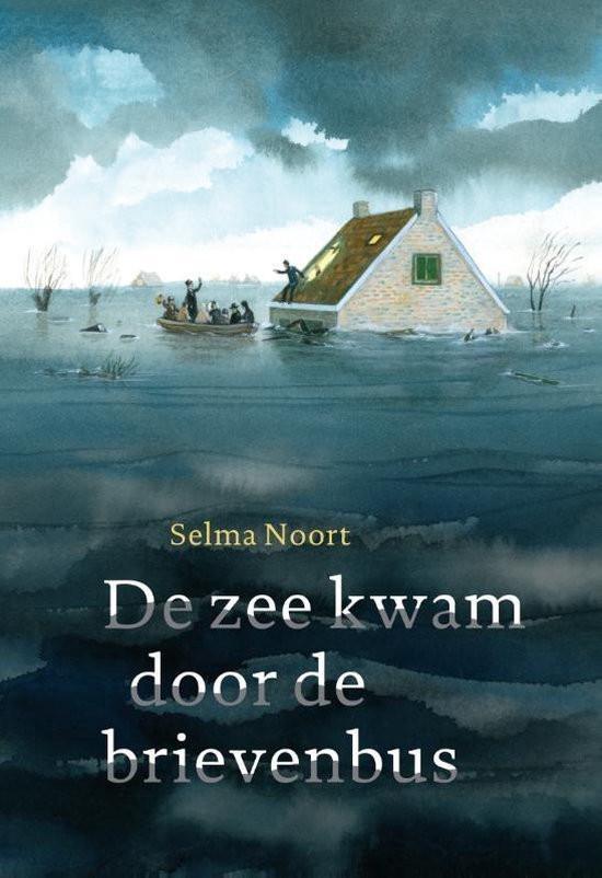 Boek De zee kwam door de brievenbus
