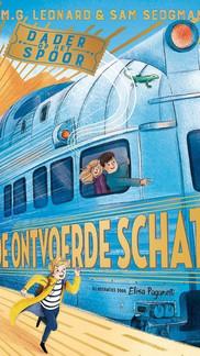 Dader op het spoor: De ontvoerde schat   Agatha Christie voor de jongeren onder ons
