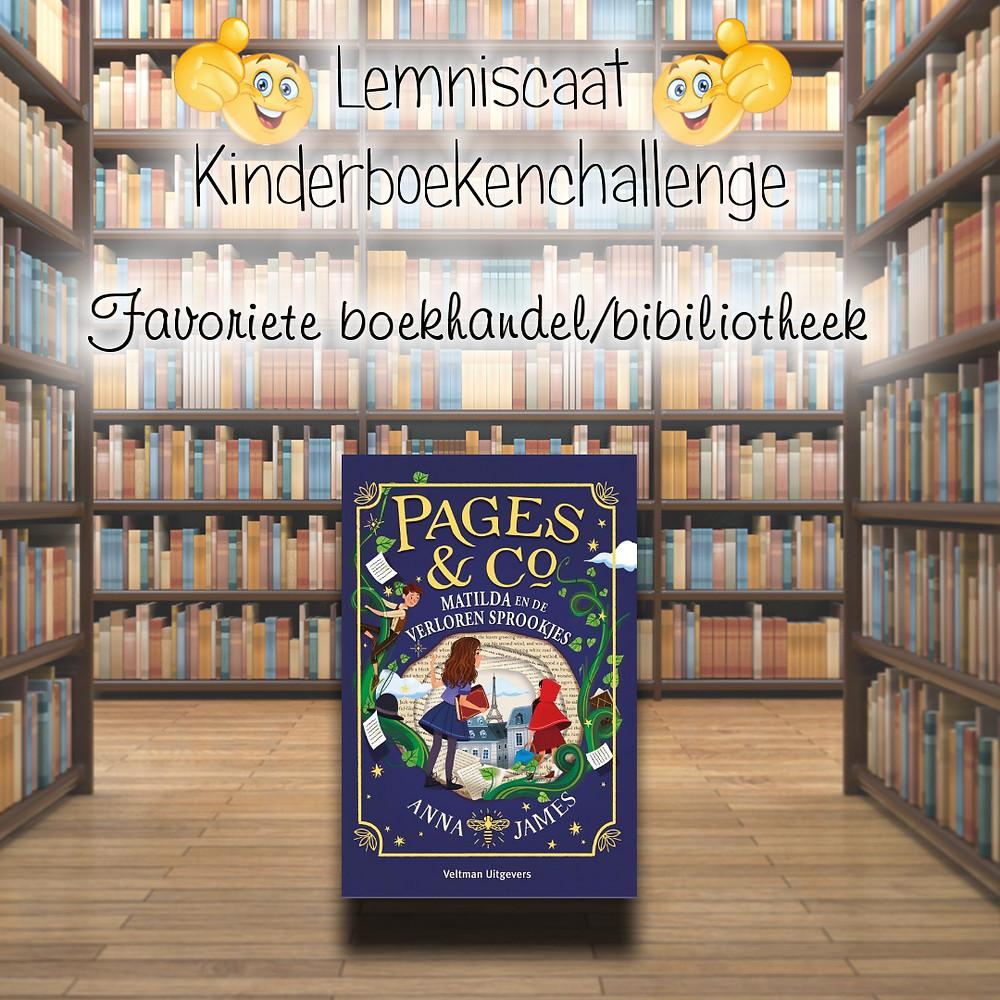 Lemniscaat Kinderboekenchallenge dag 7