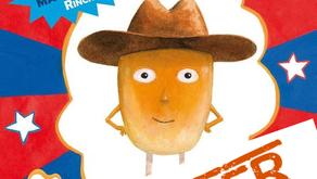 Bob Popcorn - een smakelijk avontuur voor de jongere lezer