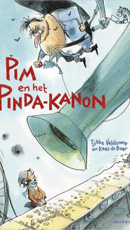 Pim en het Pinda-kanon | Wanneer je stiefoom een stouterd is!
