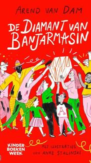 Boekbespreking De Diamant van Banjarmasin | Het kinderboekenweekgeschenk van 2020