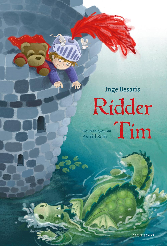 Boek Ridder Tim