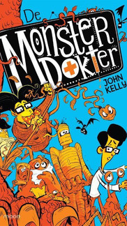 Boekbespreking De Monsterdokter | Griezelen in sneltreinvaart!
