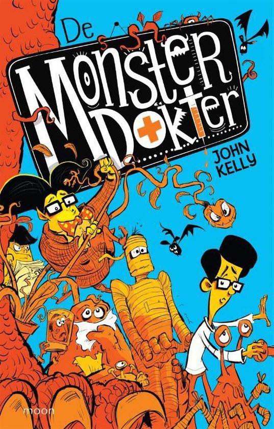 Boek De Monsterdokter