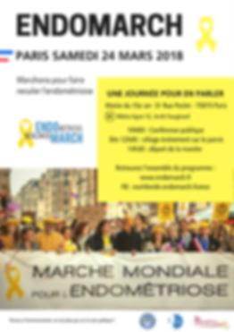 Endomarch France-endométriose