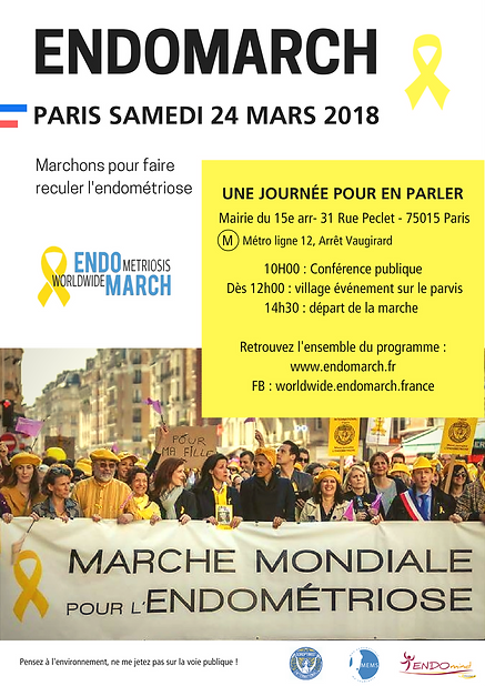 Endomarch France-endométriose