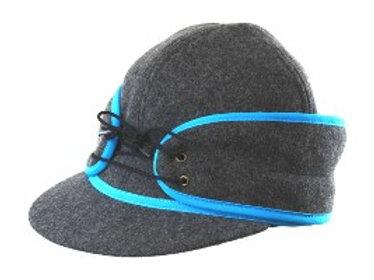 Small Wool Railroad Caps