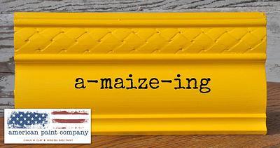 A-Maize-ing
