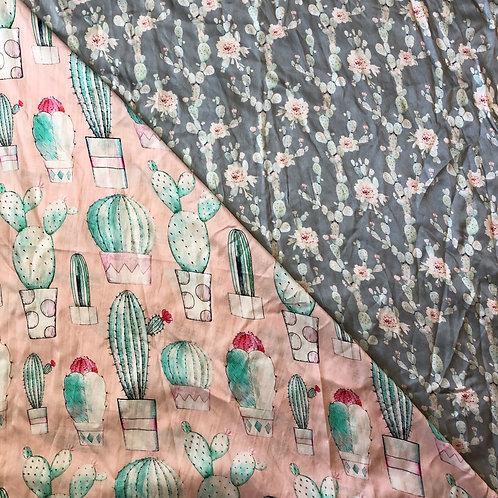 """44"""" Cactus Scarves"""