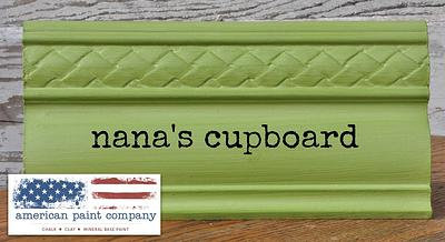 Nanna's Cupboards