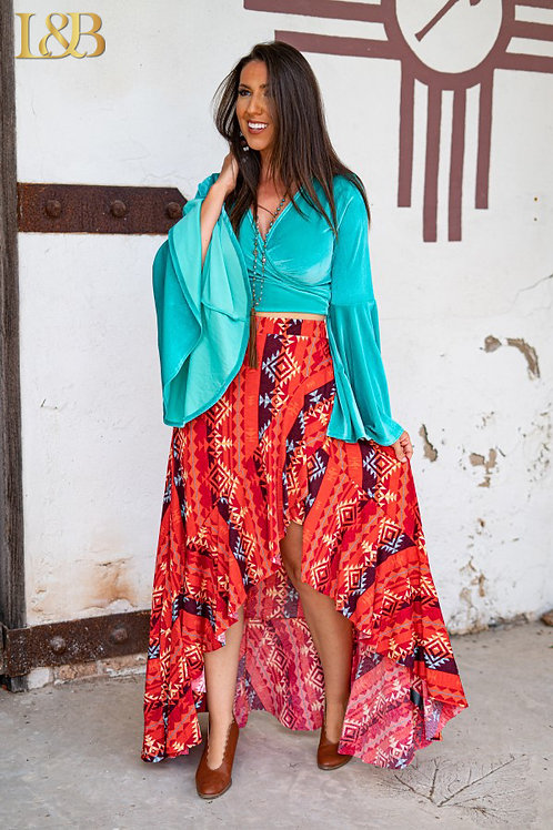 Aztec Skirt S