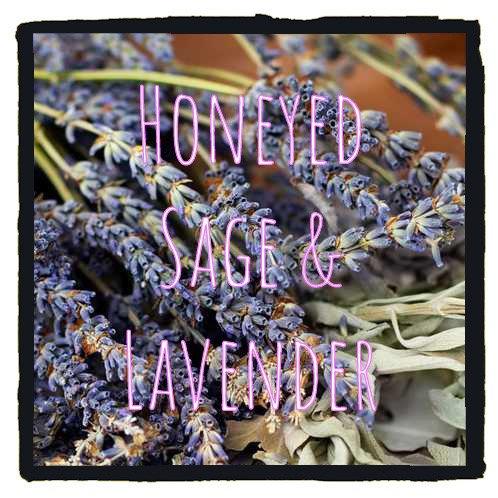 Honeyed Sage & Lavender
