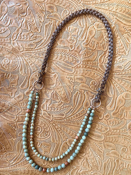 Silver Mist Necklace