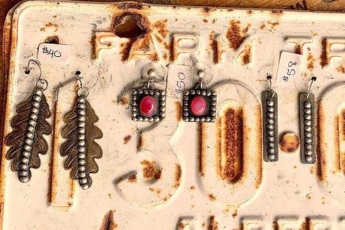 Mad Cow Company Earrings