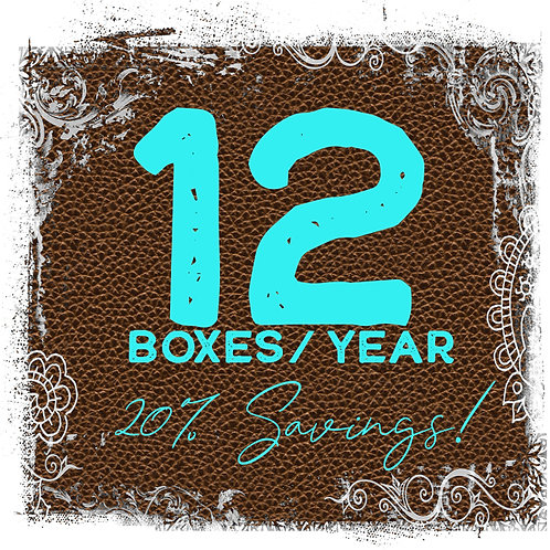 12 Boxes/Year
