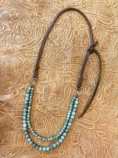 Jade Bosal Hanger Necklace