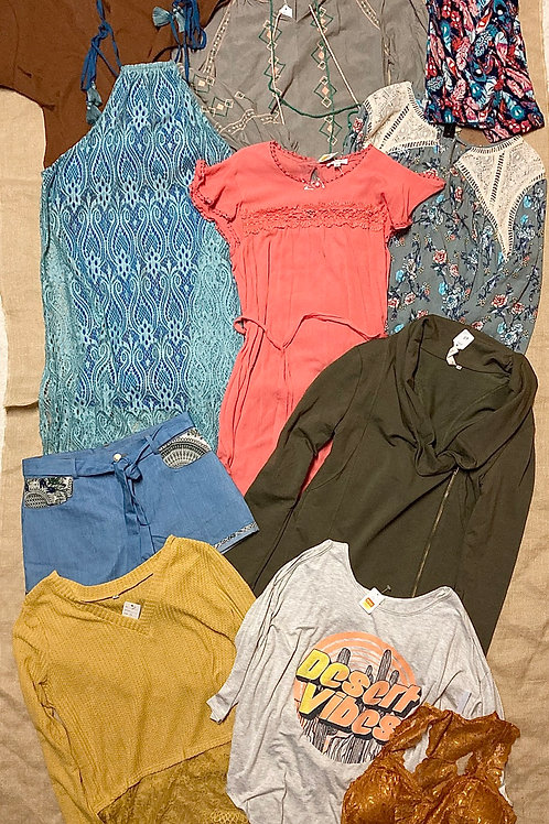 Bundle #6: Bigger fitting Smalls and Smaller Fitting Mediums