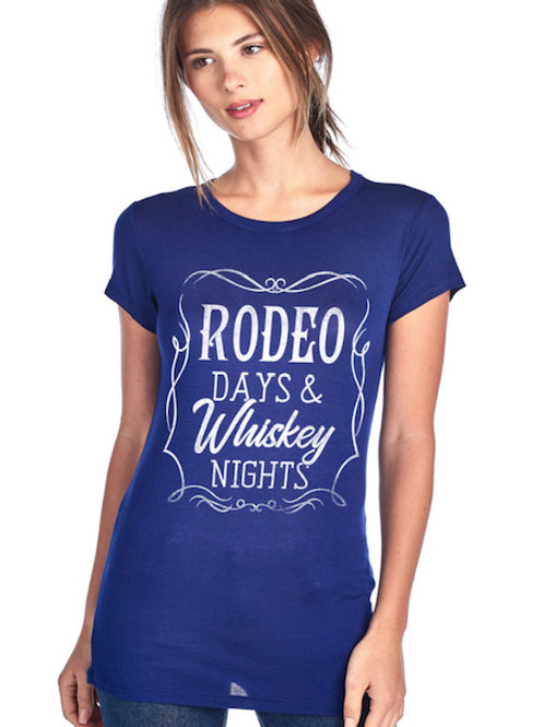 Rodeo Days Tee