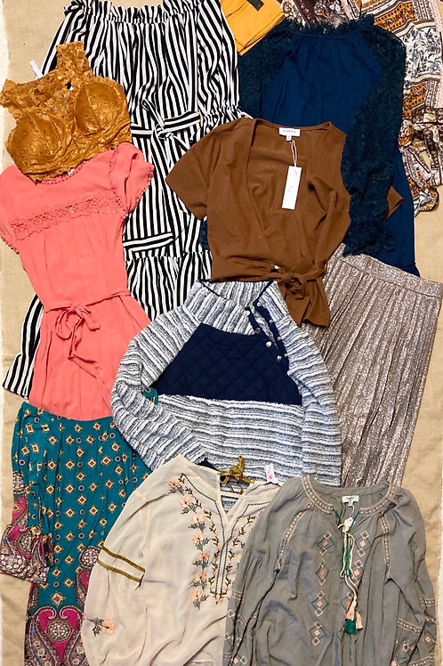 Bundle #5: Bigger fitting Smalls and Smaller Fitting Mediums