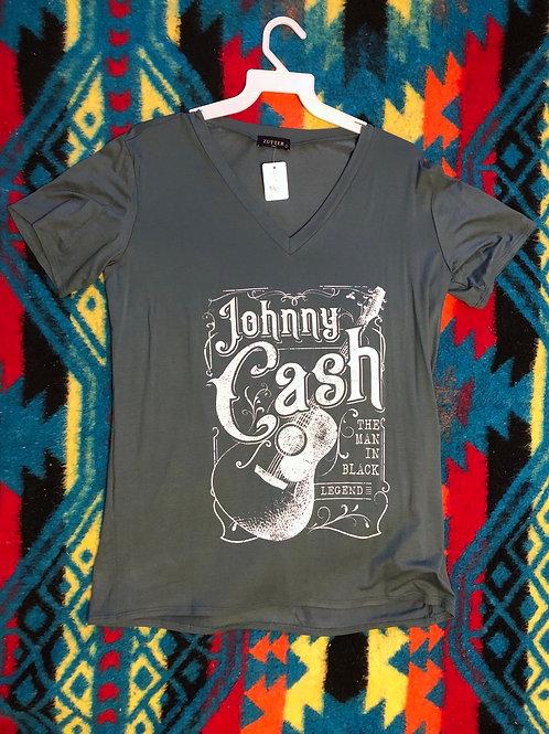 Johnny Cash Tee S