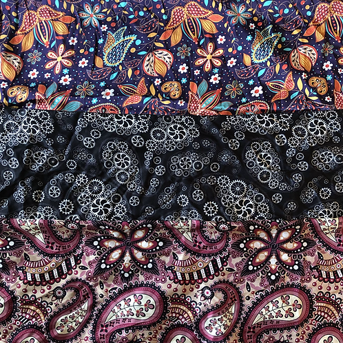 "36"" Paisley Scarves"