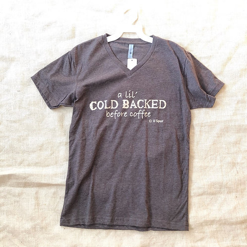 Cold-Backed Tee XXL